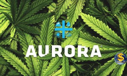 ACB.-Aurora Cannabis Inc… Abróchense los cinturones, destino la luna.(Actu 03/02/2021)