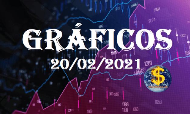 72 GRÁFICOS 3ª semana de Febrero que vamos siguiendo (Actu.20/02/2021)