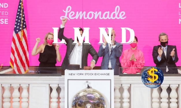 LMND.-Lemonade, Inc…. Olvídese de todo lo que sabe sobre seguros.