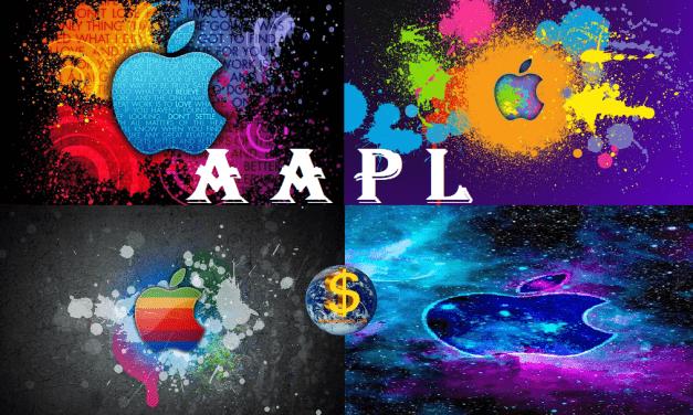 AAPL.-Apple, Inc….. La historia de un gigante, contada a través de sus splits.