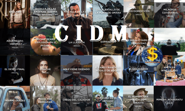 CIDM.-Cinedigm Corporation……El premio puede ser de aúpa.