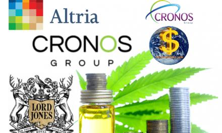 CRON.-Cronos group Inc…… ¡Santa María que pinta tiene esta niña!.(Actu 03/02/2021)